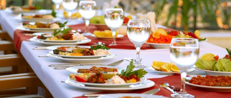 Attributes of a good caterer