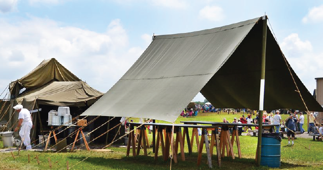 Pros and cons of using canvas tarpaulins