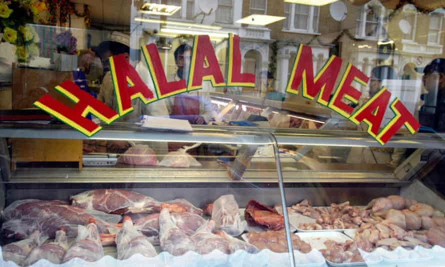 The Halal Meat Markets