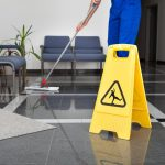 What to see in a cleaning company