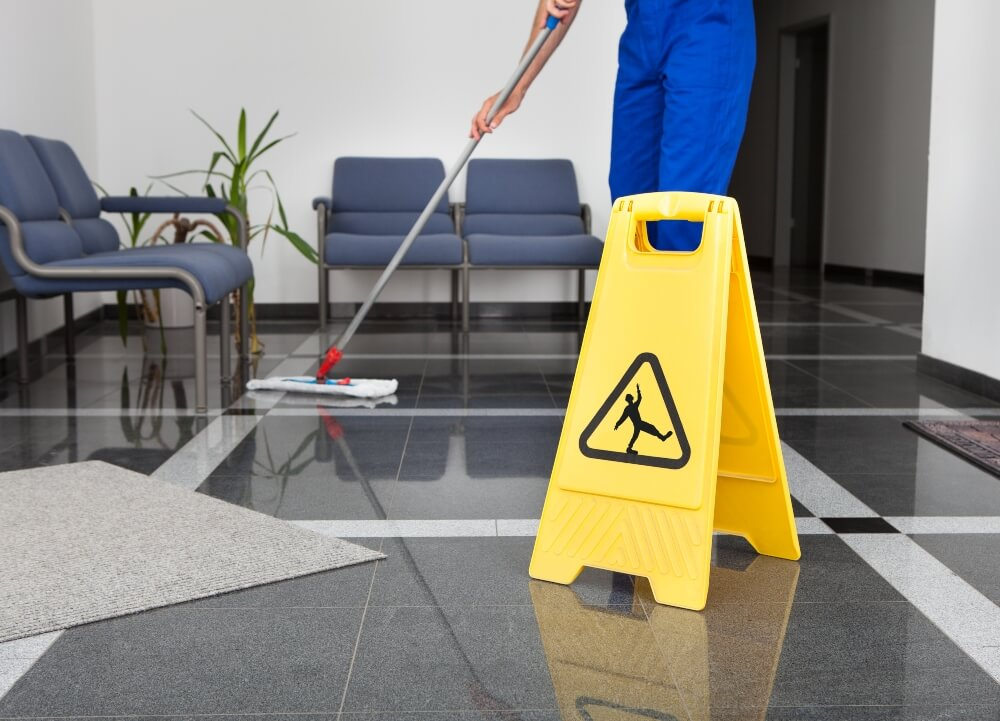 What to see in a cleaning company?