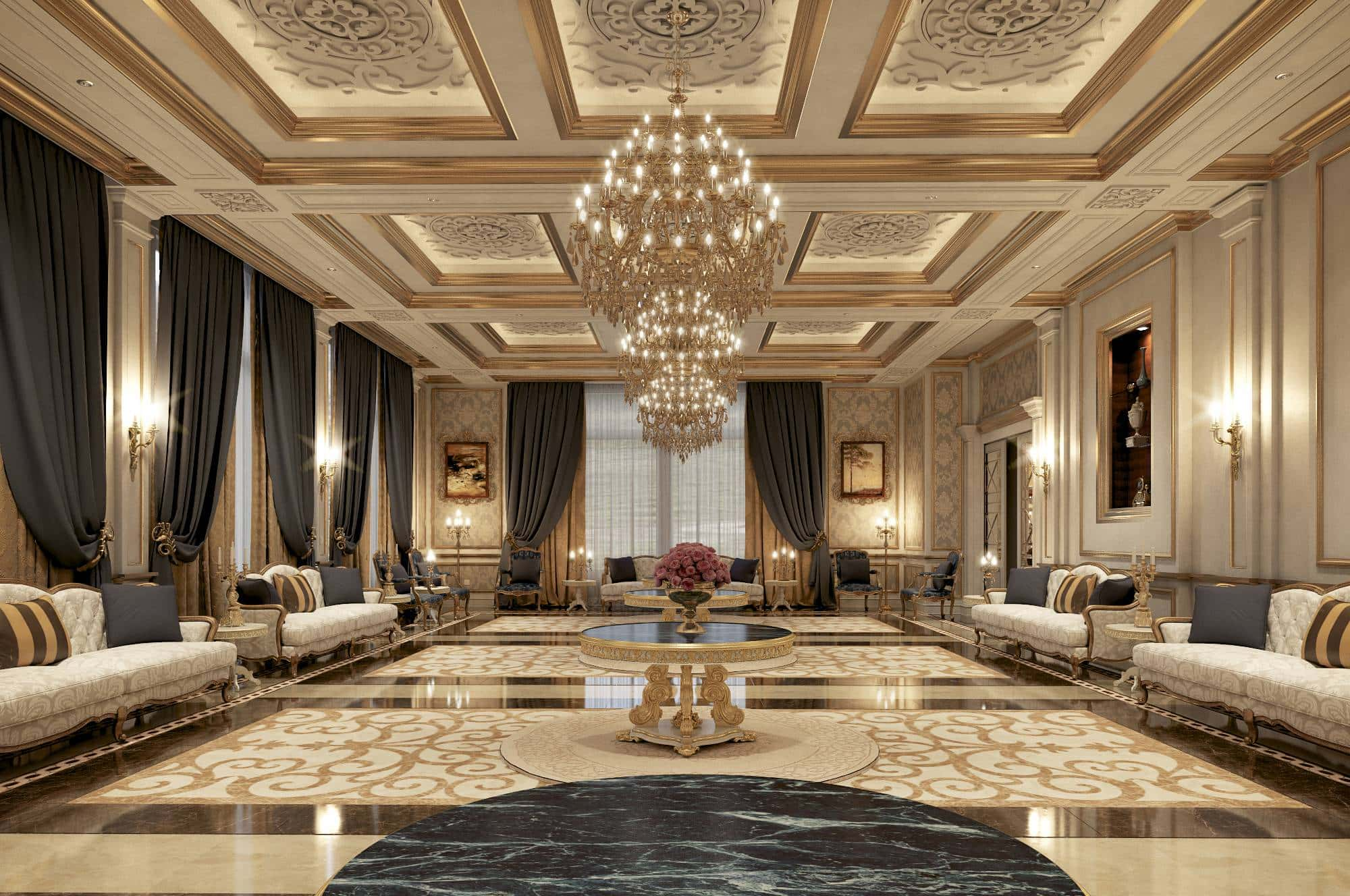 Villas & apartments - How to make the most out of villa interior design