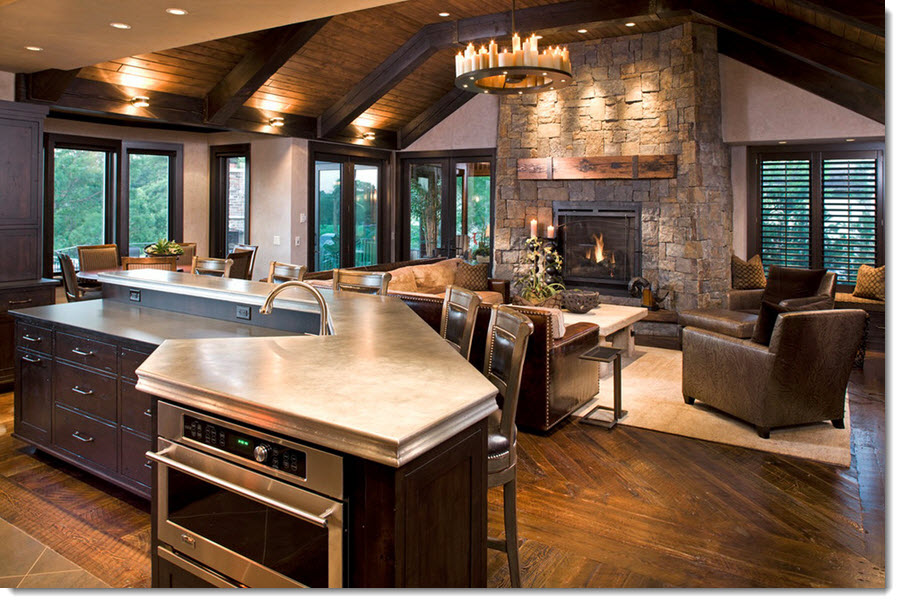 Advantages associated with good kitchen designs
